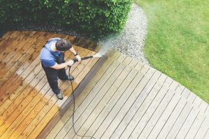 deck power washing o'fallon missouri st charles lake st louis wentzville ofallon mo pressure washing service deck cleaning decks decking cleaned deck power washed